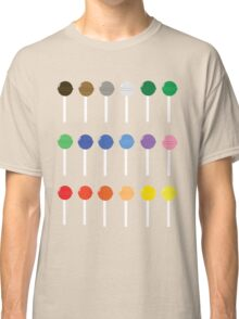 lollipops Classic T-Shirt
