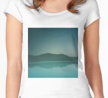 Lakeside Drive Women's Fitted Scoop T-Shirt
