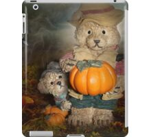 Pumpkin Thief iPad Case/Skin