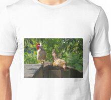 A Poultry Pair Unisex T-Shirt