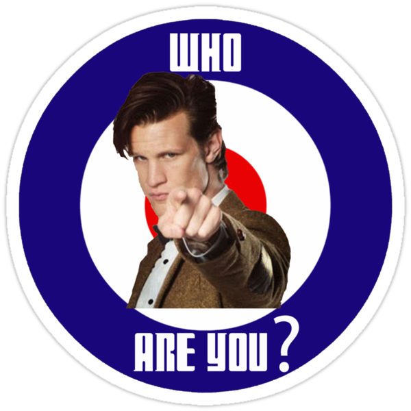 Who Are You ? by PopCultFanatics