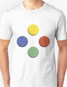 xbox buttons T-Shirt