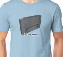SNES Blow me... Unisex T-Shirt