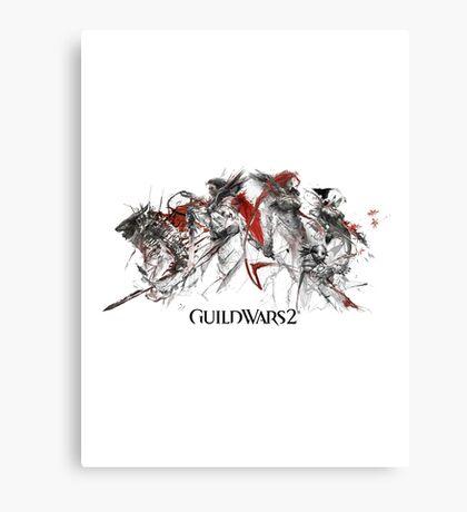 Guild Wars 2 Canvas Print