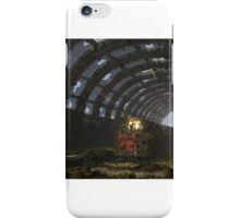 When nature recaptures its planet... iPhone Case/Skin