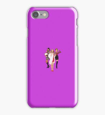 Clueless Girls iPhone Case/Skin
