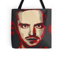 Jesse pinkman artwork Tote Bag