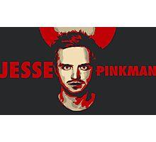 Jesse pinkman artwork Photographic Print