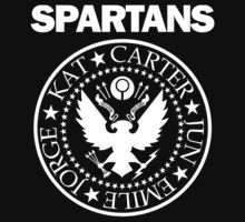 Spartans by Adho1982
