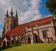 St John The Baptist, Penshurst by Dave Godden