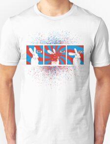 WTF?! Unisex T-Shirt