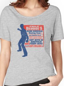 Philo Beddo's Bareknuckle Boxing Gym Women's Relaxed Fit T-Shirt