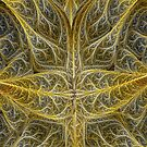Fractal Croton Leaves by Beatriz  Cruz