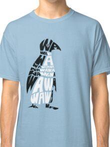 penguin wa wa wa Classic T-Shirt