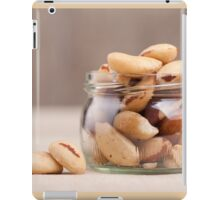 Brazil nuts from Bertholletia excelsa iPad Case/Skin