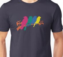 Bird Disco Unisex T-Shirt