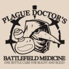 Plague Doctor's Battlefield Medicine by OrangeRakoon