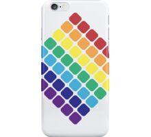 Rainbow Diamond iPhone Case/Skin