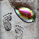 A Rainbow is a Beautiful Gift by Franchesca Cox