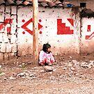 Peruvian Girl by Honor Kyne