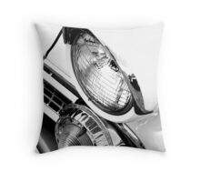 Ford Courier Throw Pillow