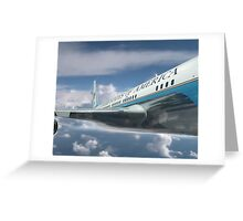 We Are Still in the Air and Aiming High Greeting Card