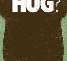 Bear Hug (Reworked) Sticker