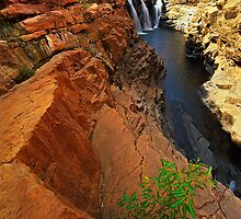Lennard River Gorge, WA by Kevin McGennan