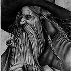 Gandalf by Daniel Blatchford