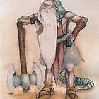 Thorin Oakensheild by Daniel Blatchford