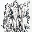 Dwarves pt 3 by Daniel Blatchford