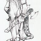 Dwarves pt 1 by Daniel Blatchford