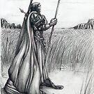 Aragorn by Daniel Blatchford