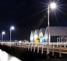Busselton Jetty, Western Australia by Matt Harvey