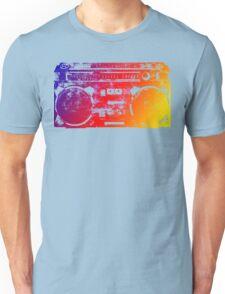 Old School Boombox Unisex T-Shirt