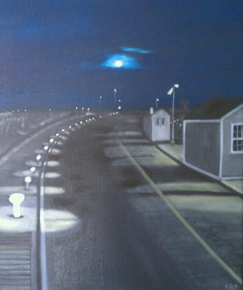 MacMillan Pier, Provincetown by Ken Pratt