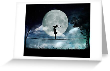 Giddy by Moonlight by Rookwood Studio ©