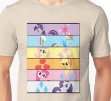 6 Mane LRG Unisex T-Shirt