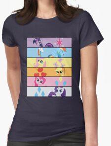 6 Mane LRG Womens Fitted T-Shirt