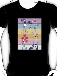 6 Mane MED T-Shirt