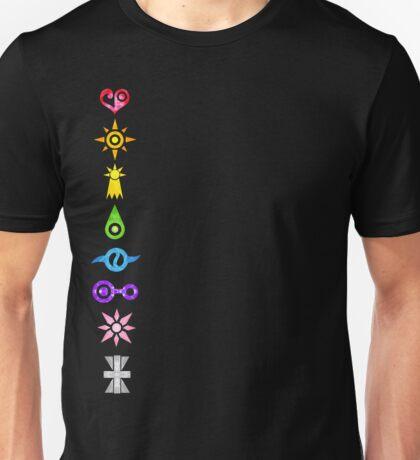 Digi Crests Unisex T-Shirt