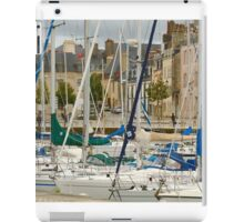 Vannes Harbour iPad Case/Skin