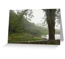 Andes Mountain 1 Greeting Card