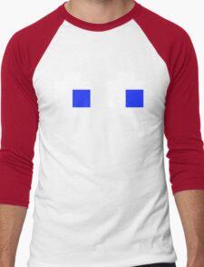 Pac Ghost Men's Baseball ¾ T-Shirt