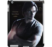 Everyone has a Beast within iPad Case/Skin