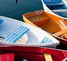 Four Dinghy Dance by phil decocco