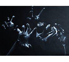 Hands Photographic Print