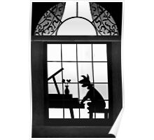 Doggy  in the Window Poster