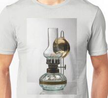 retro style glass decorative oil lamp Unisex T-Shirt