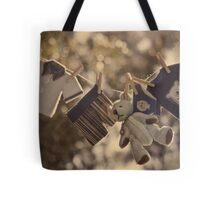 Snips and snails and puppy dog tails.... Tote Bag